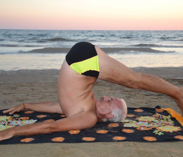 Franco Di Mantova insegnante Hatha Yoga –  Associazione Culturale BenessereYoga