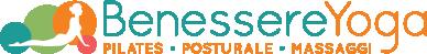 Logo Associazione Culturale BenessereYoga Via Tuscola 928 Roma