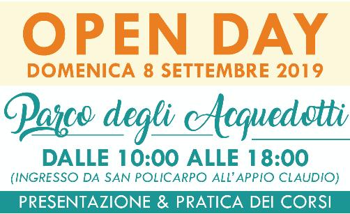 Open Day & Lezioni Gratuite